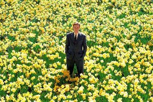 I always liked this scene from Big Fish. But if I did it to Carla it would be a huge waste of money.