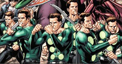 Multiple Man from the X-Men has this power. This is what I sometimes wish for, except Multiple Joe wouldn't be in spandex.