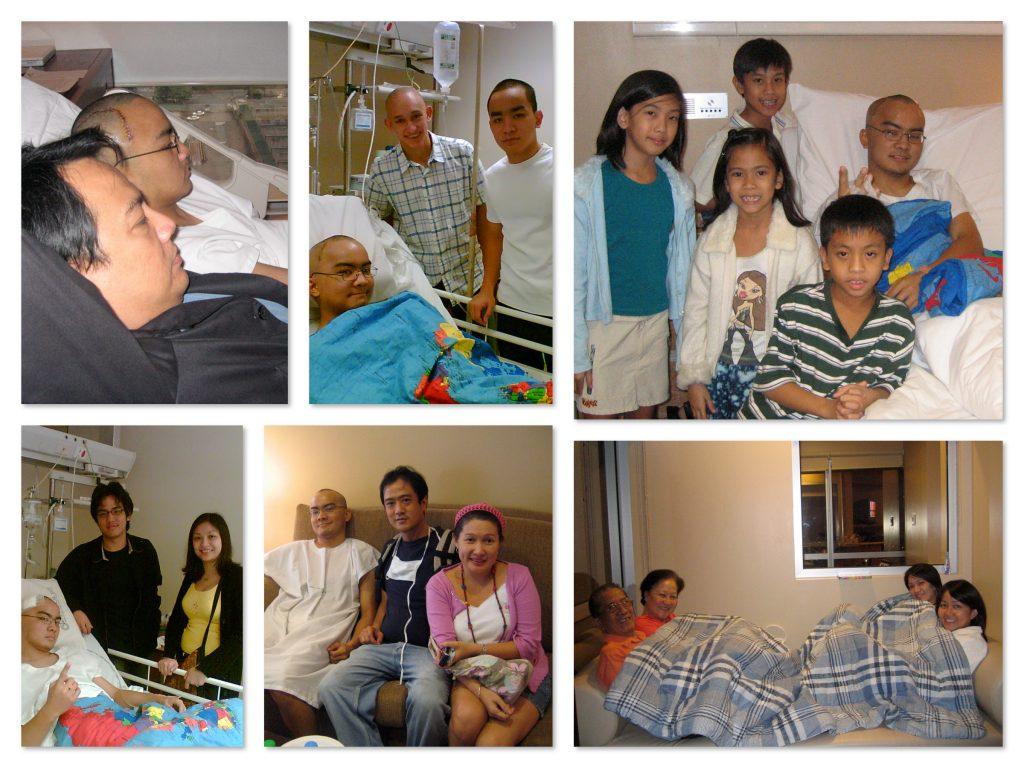 Parents, Brothers, Grandparents, Uncles, Aunts, Cousins